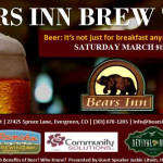 Bears Inn Brew Tour and Package for March 5