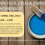 Bears Inn D.I.Y. Chalk Paint & More Workshop